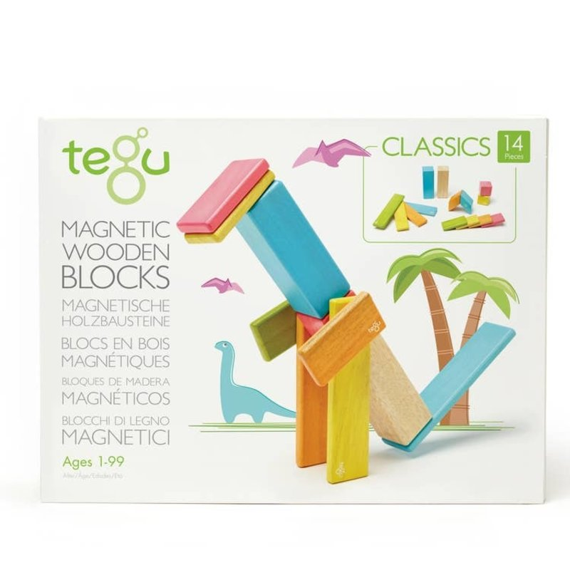 Tegu Tegu 14-Piece Set - Tints