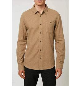 O'Neill O'Neill Redmond Solid Flannel
