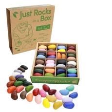 Crayon Rocks Crayon Rocks Just Rocks in a Box 32 Colors
