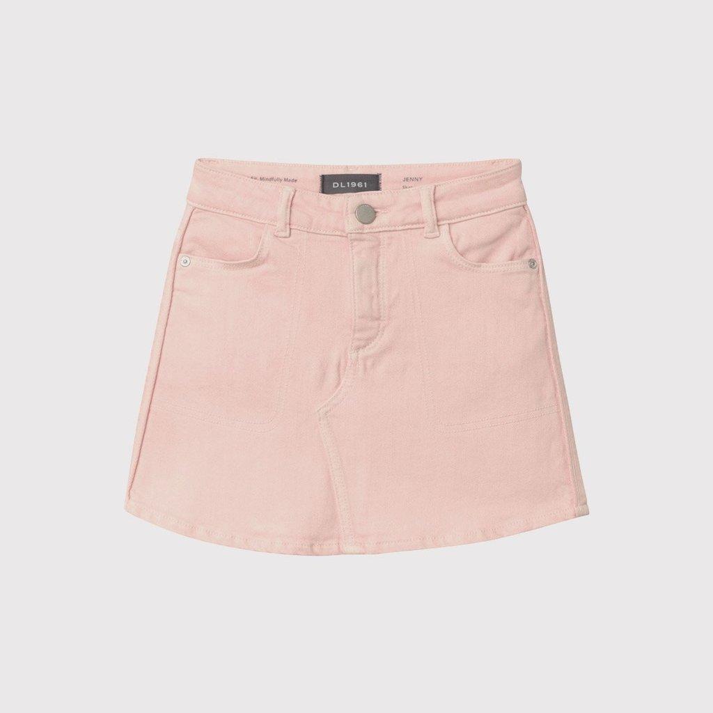 dl1961 dl1961 Girls Jenny Denim Mini Skirt