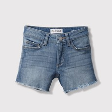 dl1961 dl1961 Girls Lucy Cut Off Jean Shorts