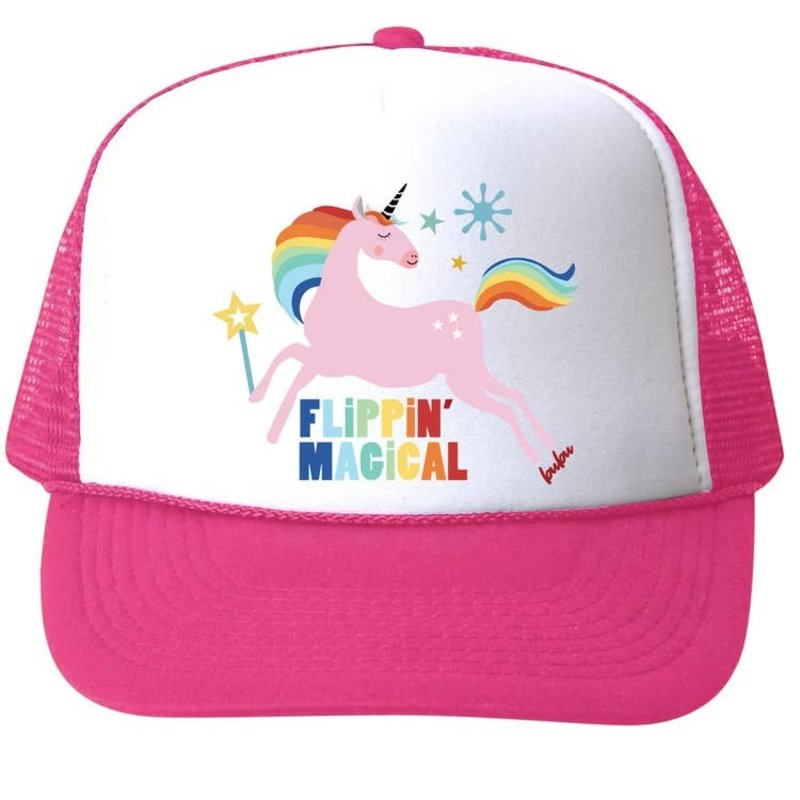 Bubu Flippin Magical Unicorn Hat