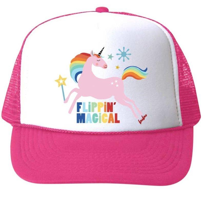 Bubu Flippin Magical Unicorn Hat