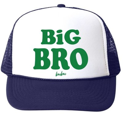 Bubu BIG BRO Trucker Hat