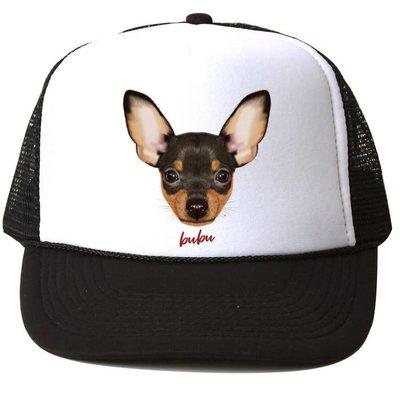 Bubu Chihuahua Trucker Hat