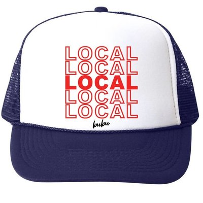 Bubu Local Trucker Hat