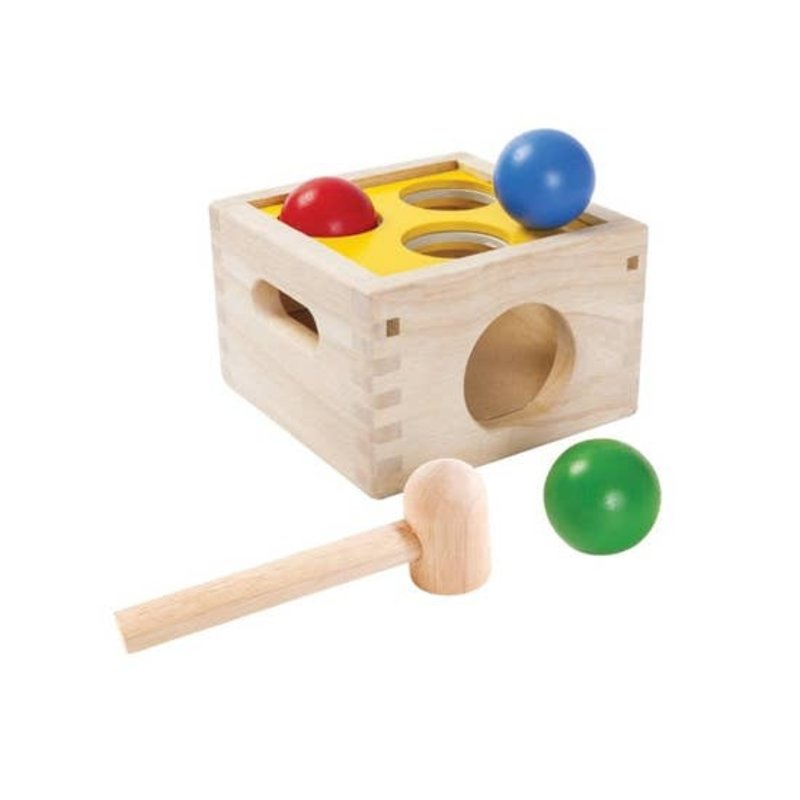 Plan Toys Punch And Drop