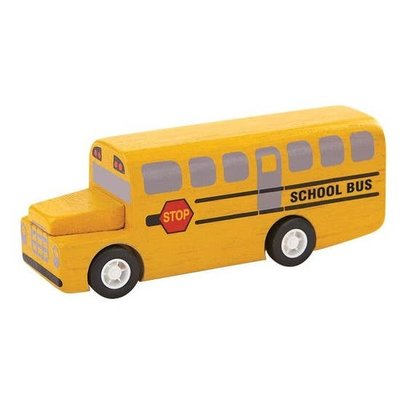 Plan Toys School Bus