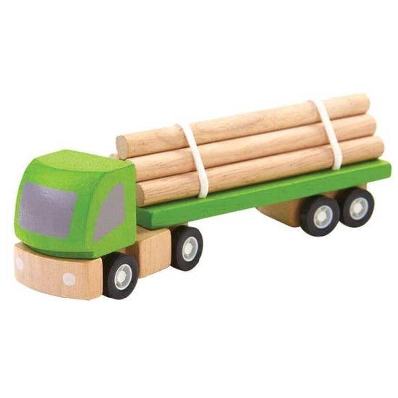 Plan Toys Logging Truck