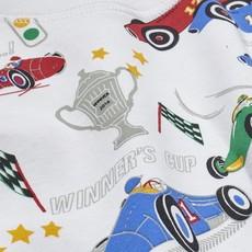 Petidoux Petidoux Kid Racecare Pajama Set