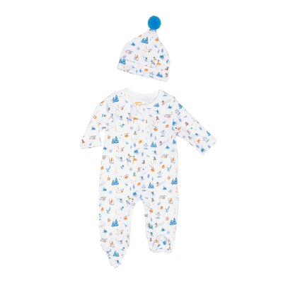 Petidoux Petidoux PJ Baby Set