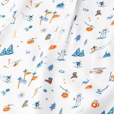 Petidoux Petidoux Baby Morning Ski Pajama Set