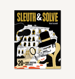 Chronicle Books Sleuth & Solve