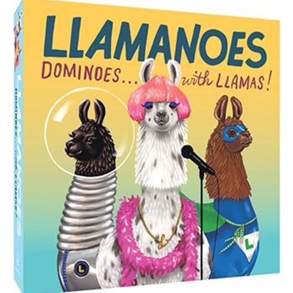Chronicle Books Llamanoes - Dominoes . . . with Llamas!