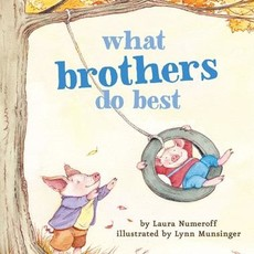 Chronicle Books What Brothers Do Best