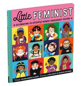 Chronicle Books Little Feminist