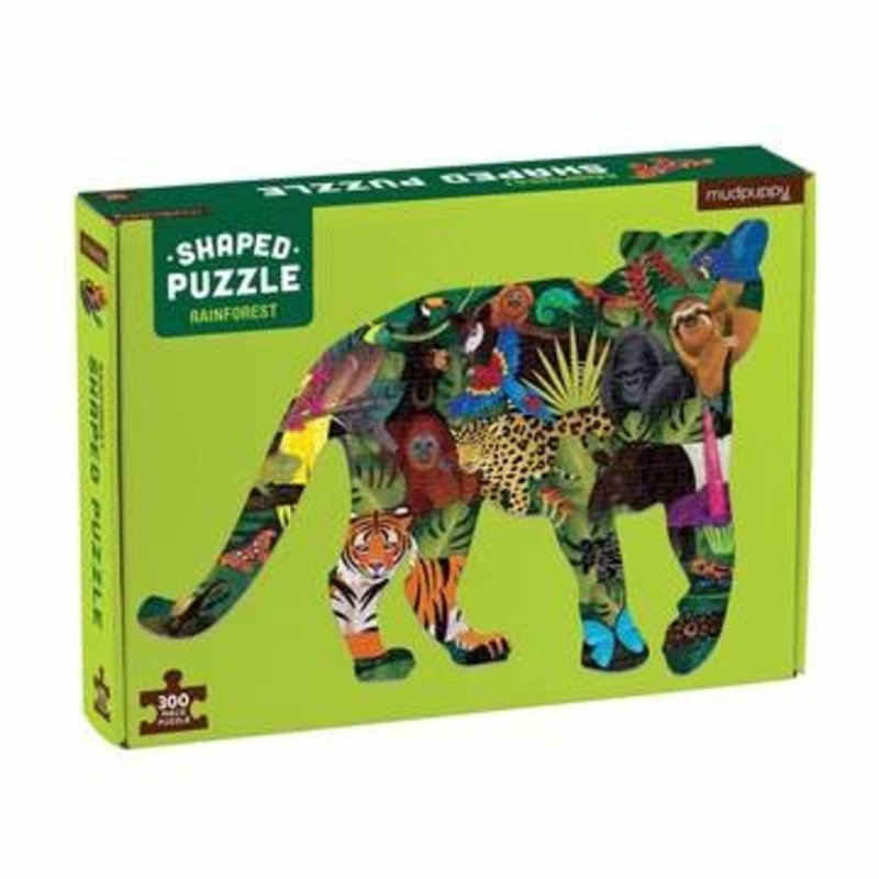 Chronicle Books Rainforest Puzzle
