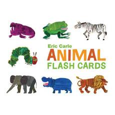 Chronicle Books World of Eric Carle Animal Flash Cards