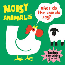 Chronicle Books Noisy Animals (A Matching Game)