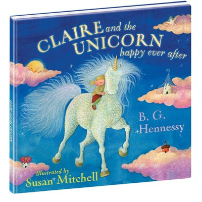 YOTTOY YOTTOY Claire & the Unicorn Book