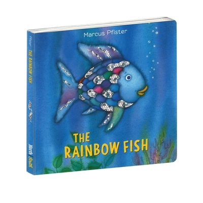 YOTTOY YOTTOY Rainbow Fish Book