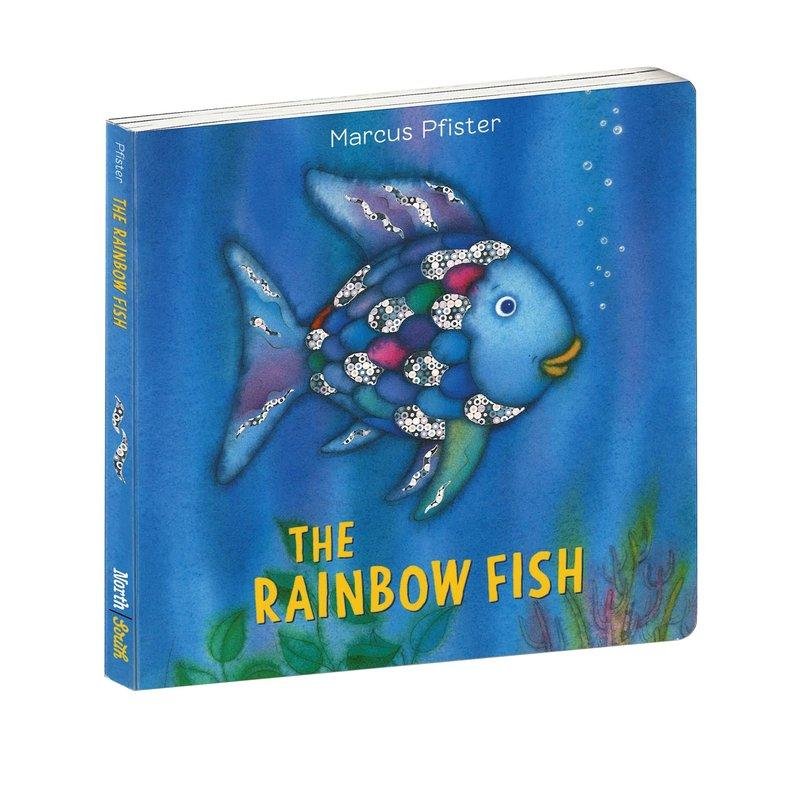 YOTTOY YOTTOY Rainbow Fish Book
