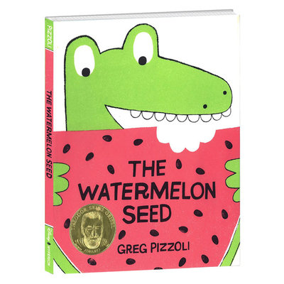 YOTTOY YOTTOY The Watermelon Seed Book