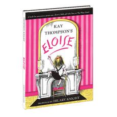 YOTTOY YOTTOY Eloise Hardcover Book