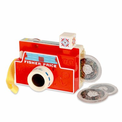 Schylling Fisher Price Disk Camera