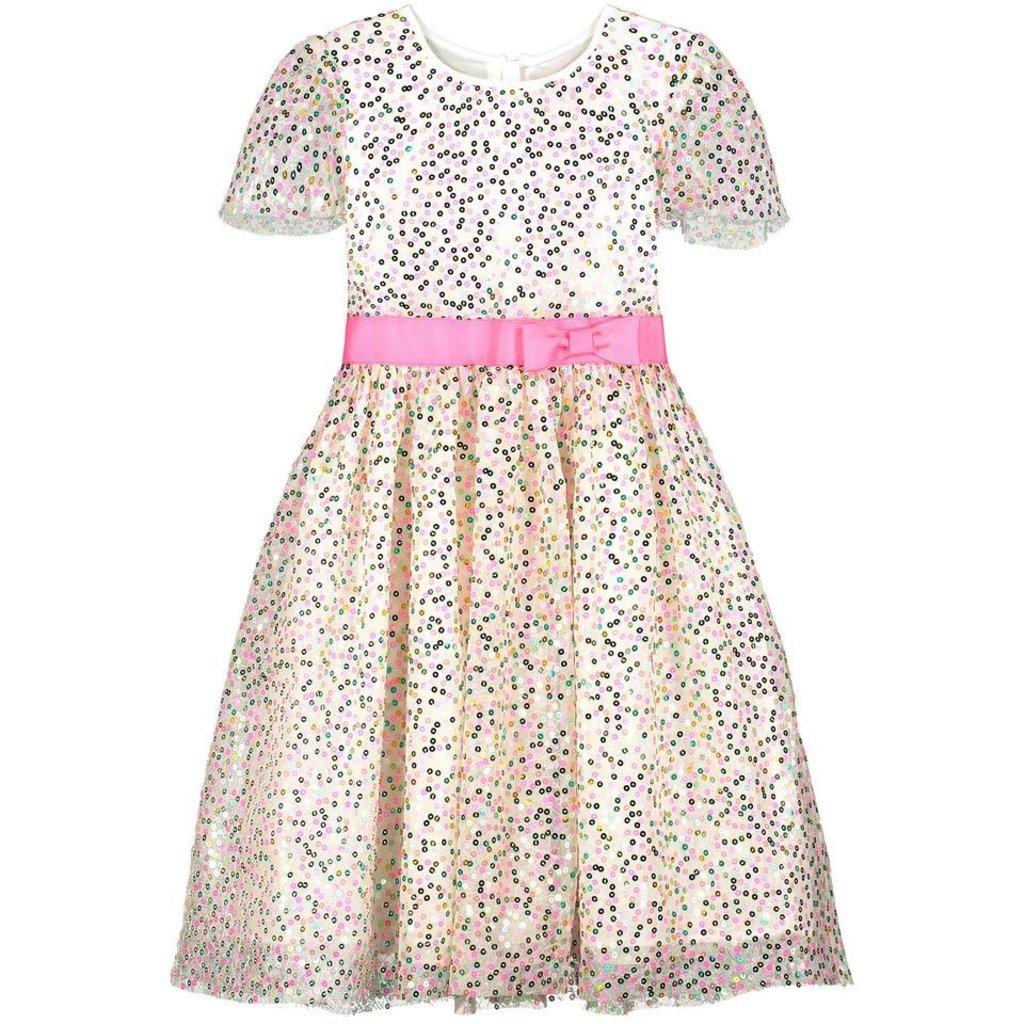 Holly Hastie Holly Hastie Girls Seren Sequin Dress