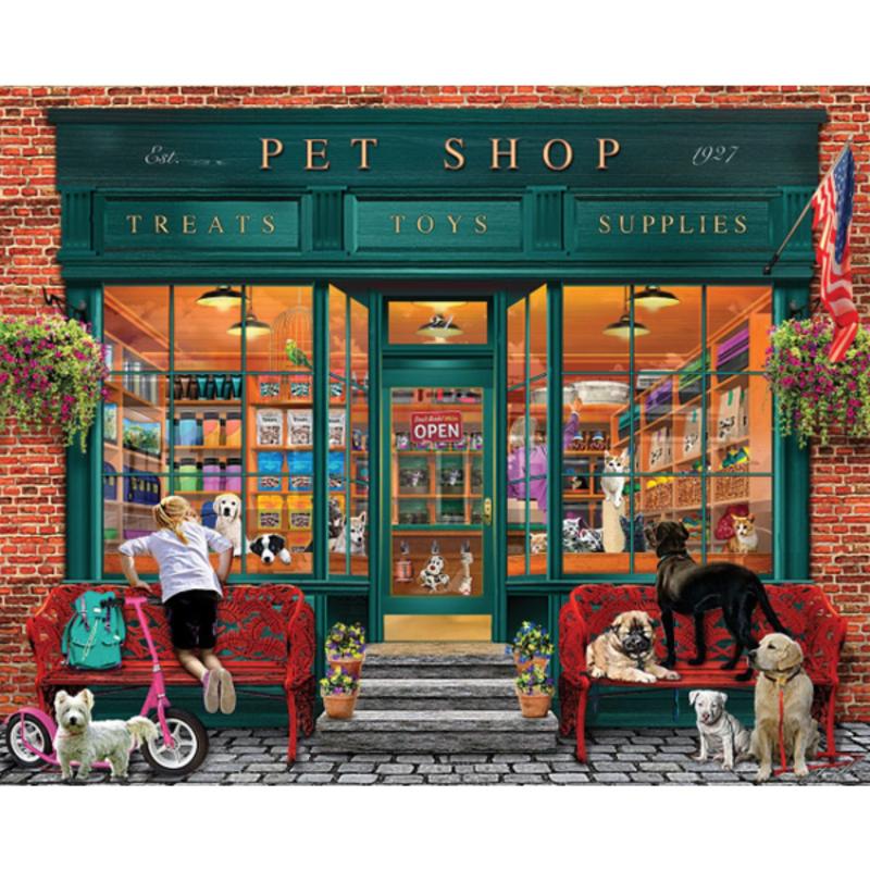 White Mountain Puzzles White Mountain Puzzles - Local Pet Store
