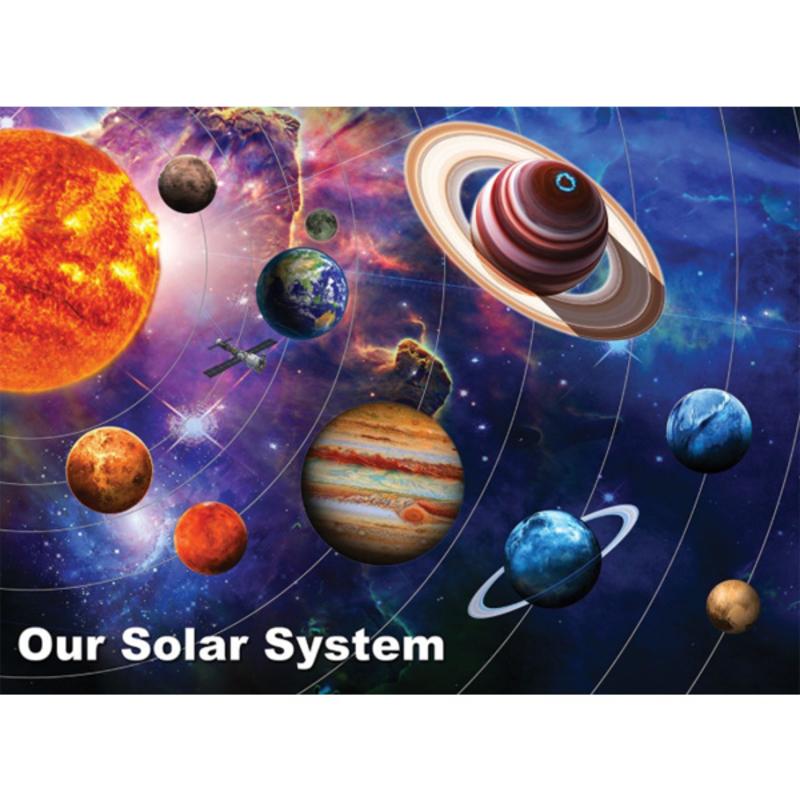 White Mountain Puzzles White Mountain Puzzles - Solar System