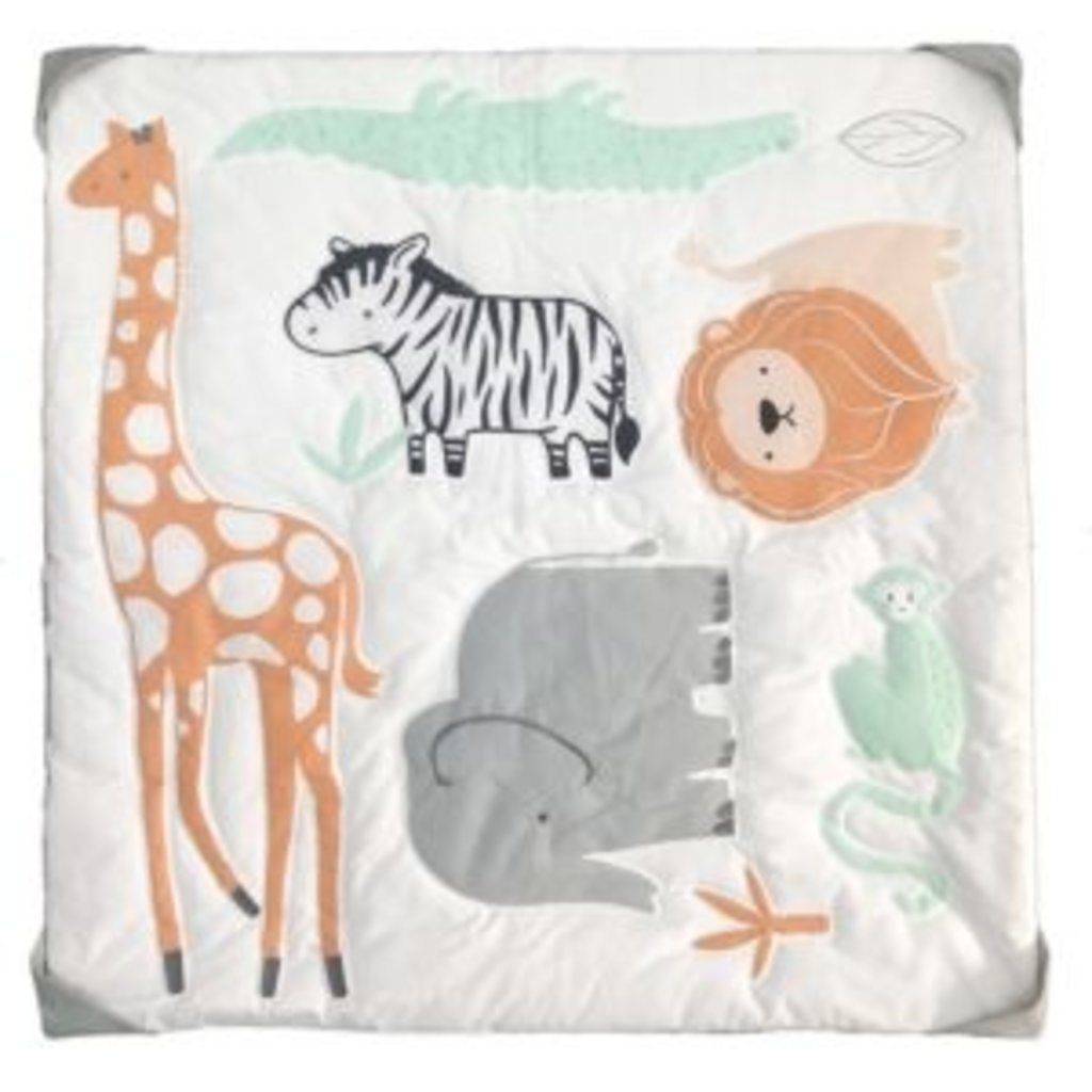 Asweets Asweets Baby Activity Teepee Tent - Safari