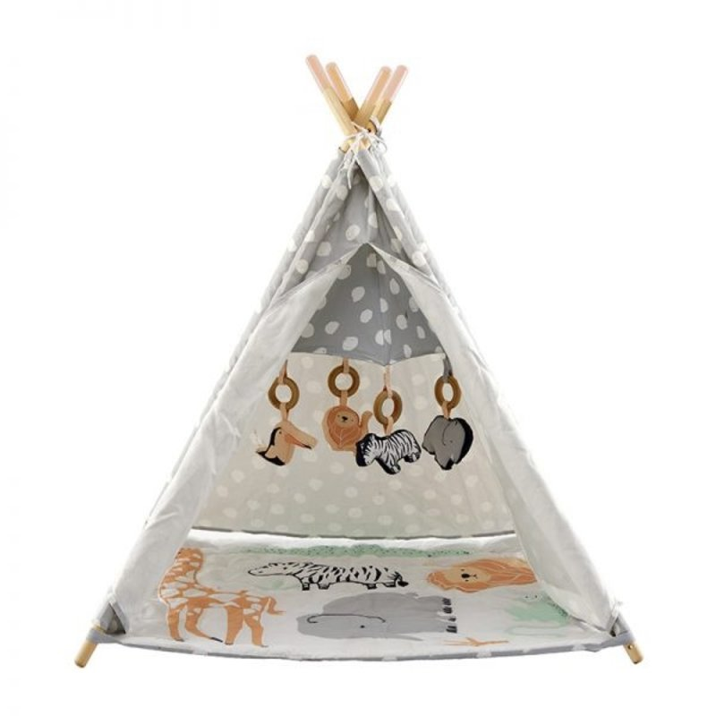 Asweets Asweets Baby Activity Tent - Safari