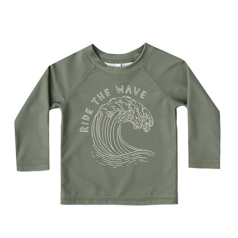 Rylee & Cru Rylee & Cru Ride Wave Rashguard