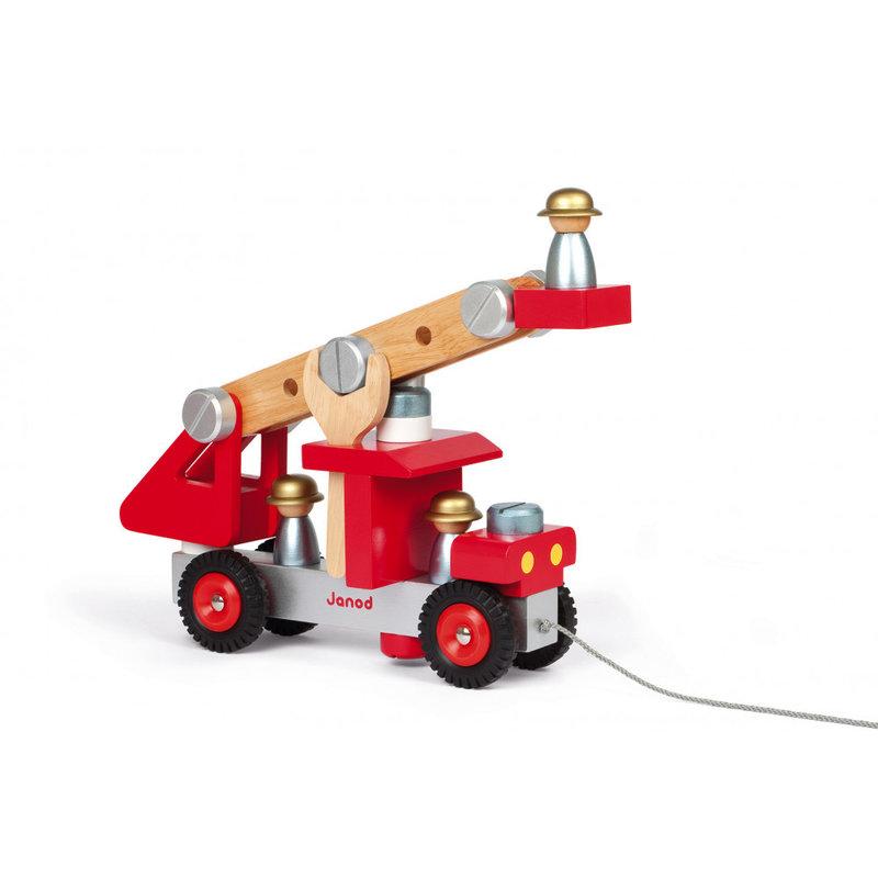 Juratoys DIY Fire Truck