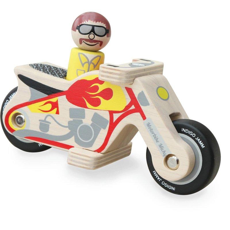 Little Poland Gallery - Jamm Motorbike Micky
