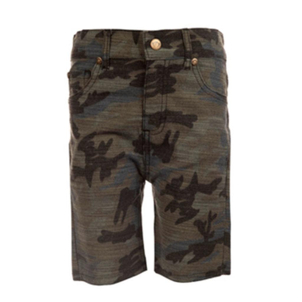 Appaman Appaman Boys Camo Denim Shorts