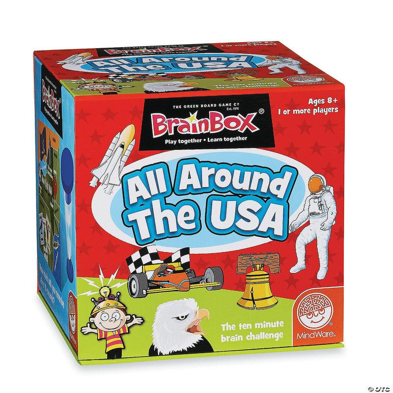 MindWare BrainBox - US Presidents