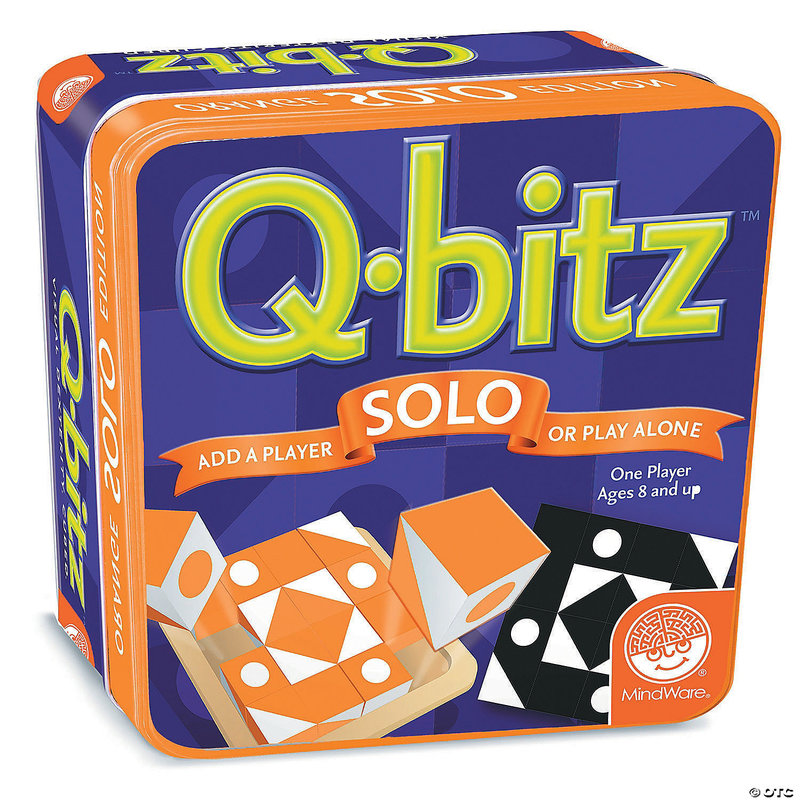 MindWare Q-Bitz Solo - Orange