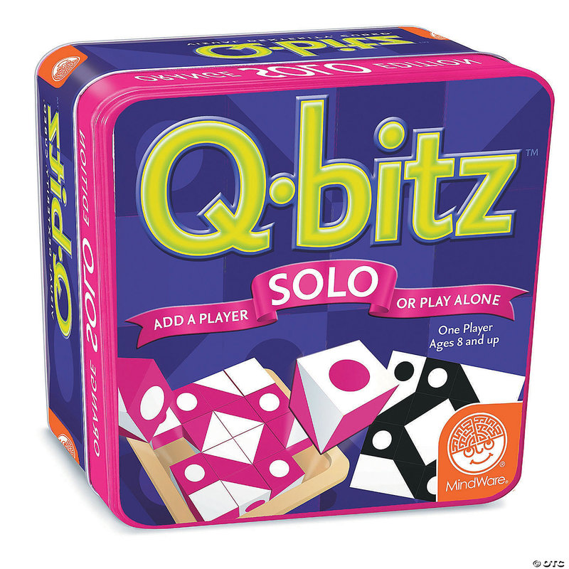 MindWare Q-Bitz Solo - Magenta