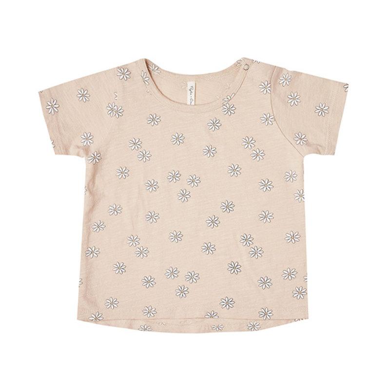 Rylee & Cru Rylee & Cru Baby Daisy Confetti Tee