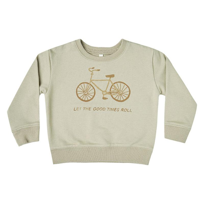 Rylee & Cru Rylee & Cru Bike Terry Sweatshirt