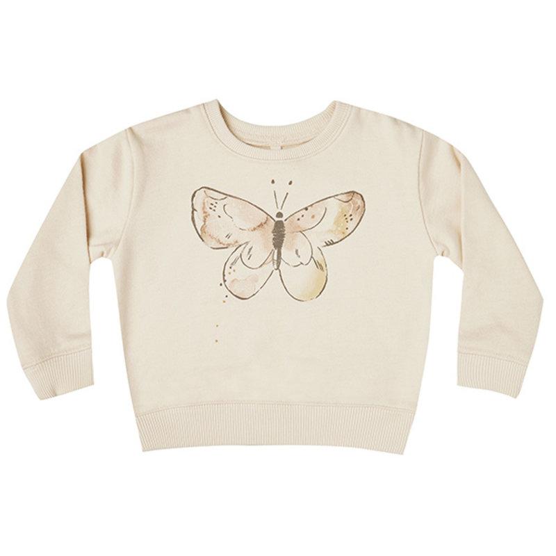 Rylee & Cru Rylee & Cru Girls BTF Terry Sweatshirt