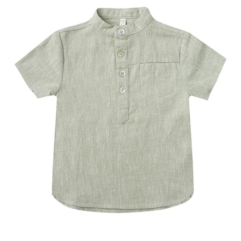 Rylee & Cru Rylee & Cru Boys SS Mason Shirt