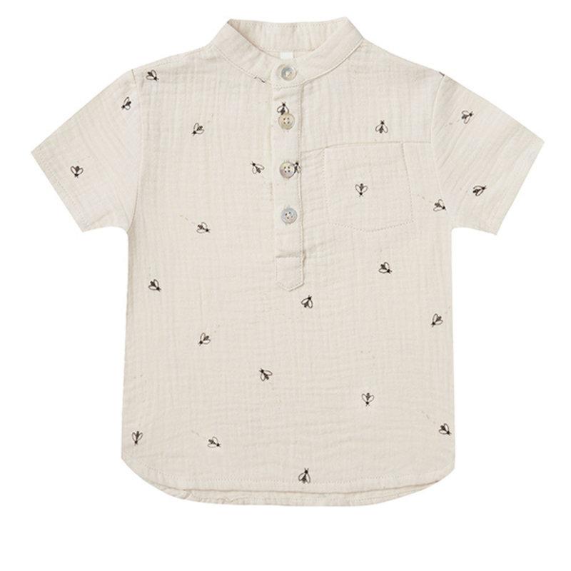 Rylee & Cru Rylee & Cru Boys Bees SS Mason Shirt