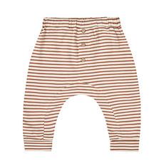 Rylee & Cru Rylee & Cru Baby Striped Slub Pant