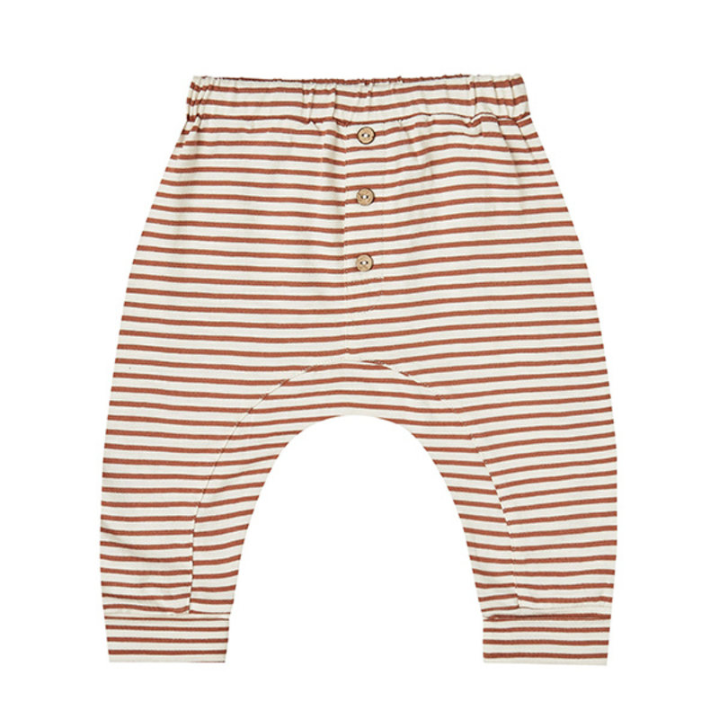 Rylee & Cru Rylee & Cru Baby Striped Slub