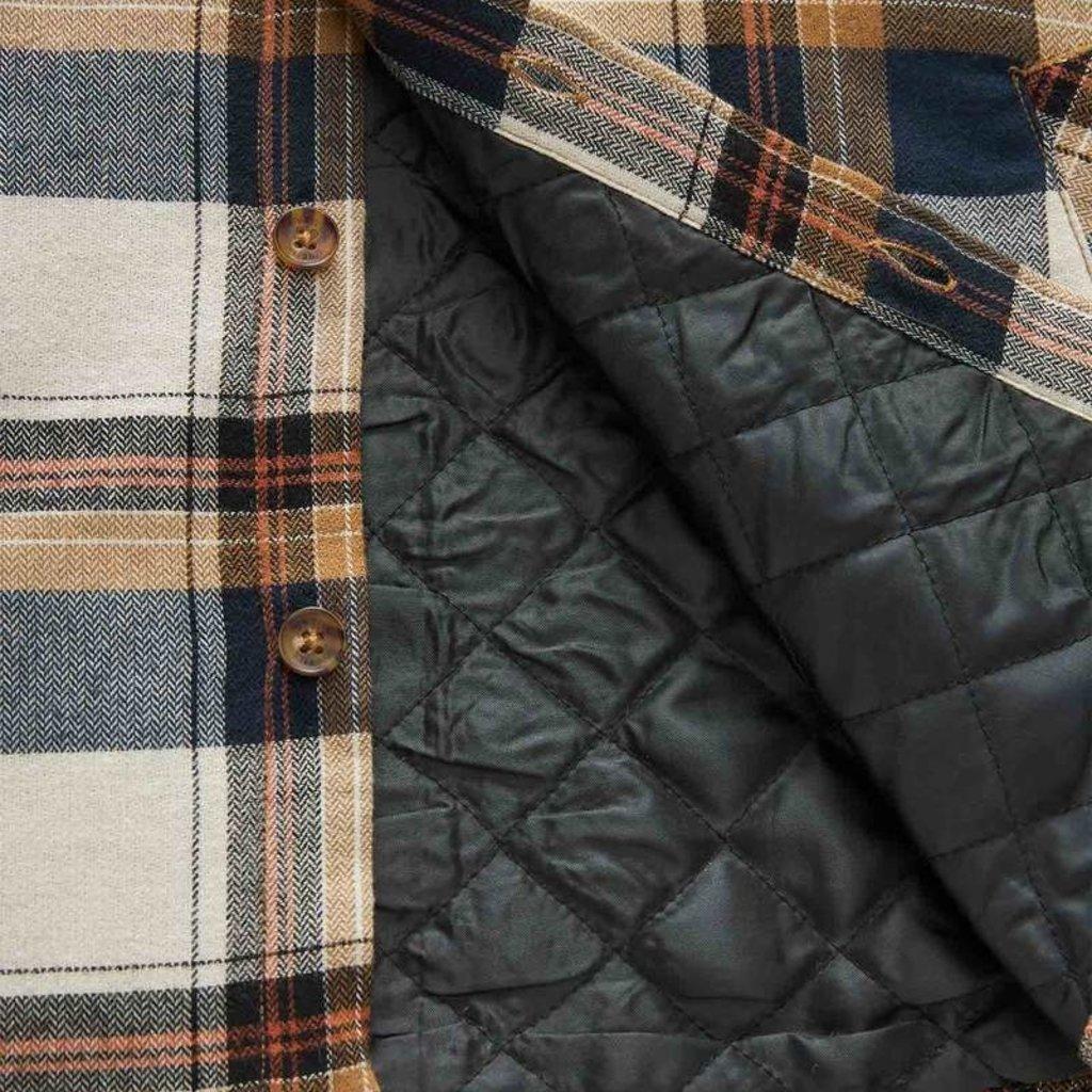 O'Neill O'Neill Mens Crawford Flannel Shirt Jacket