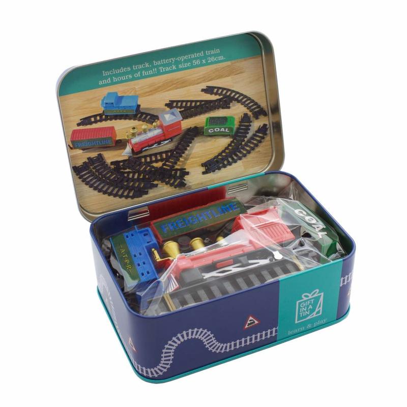 Streamline Train Set in a Tin